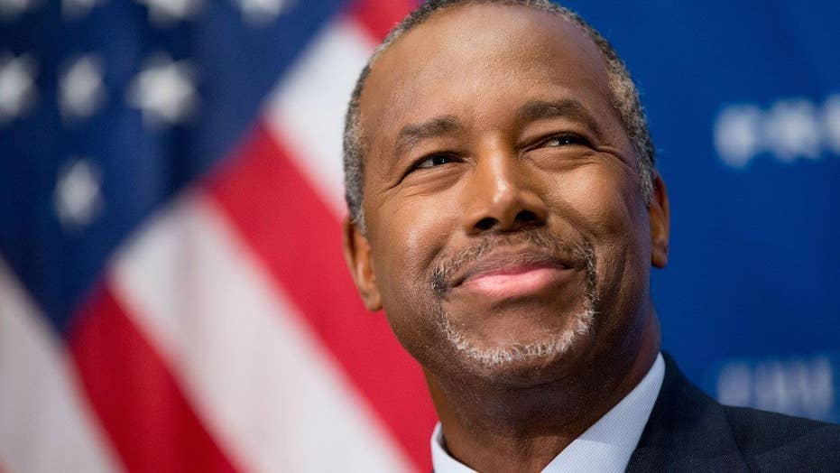 Carson campaign denies reports he's suspending his campaign