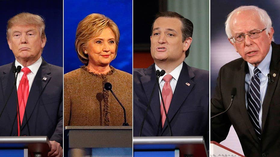Winners and losers from the Iowa caucuses
