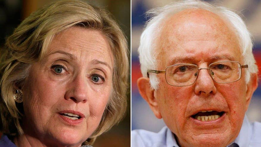 Hillary is rocked by Bernie despite Iowa win; Ed Henry takes a closer look for 'Special Report'