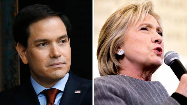 Sen. Gardner: Rubio is the only one who can beat Clinton