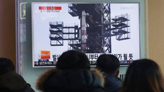 Sources: North Korea readies for long-range missile launch