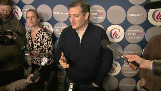 Ted Cruz coins term 'Trumpertantrum'