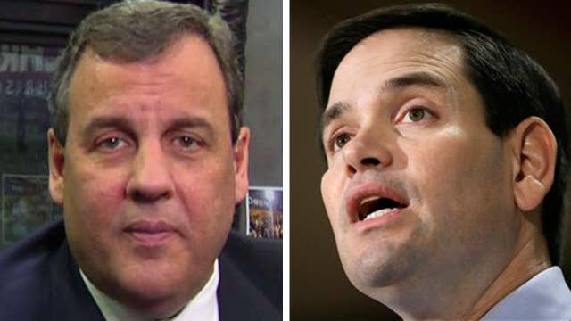 Christie on Rubio: The boy needs to come out of the bubble