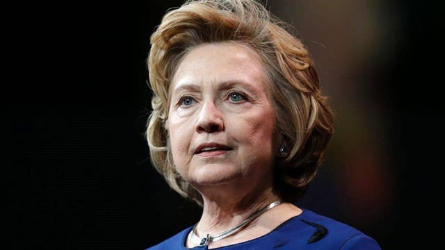 Hillary Clinton faces an uphill battle in New Hampshire