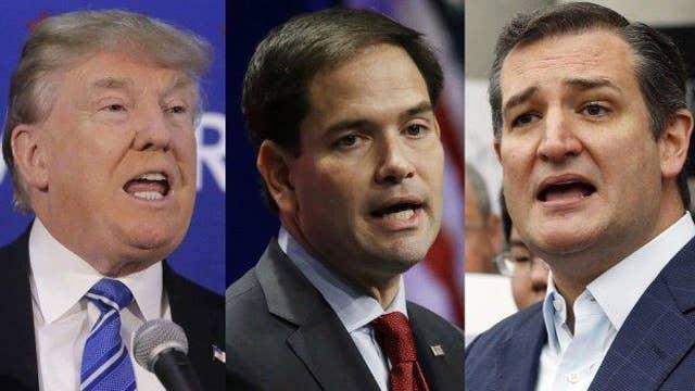 How the Trump-Cruz feud may help Rubio