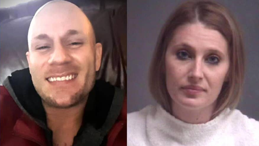 Police consider Brittany Harper and Blake Fitzgerald armed and dangerous