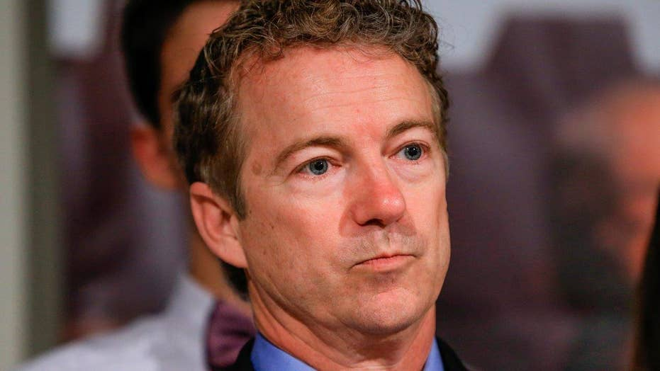 Sen. Rand Paul suspends 2016 presidential campaign