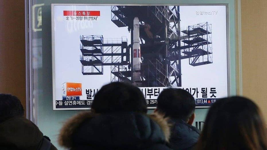 Sources: North Korea readies for long-range missile launch