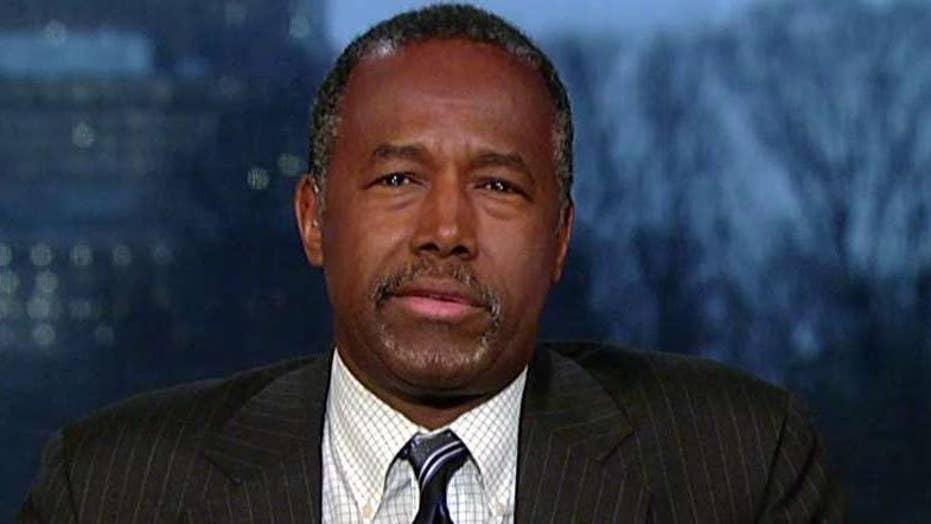 Carson calls on Cruz to fire staffer for false dropout claim