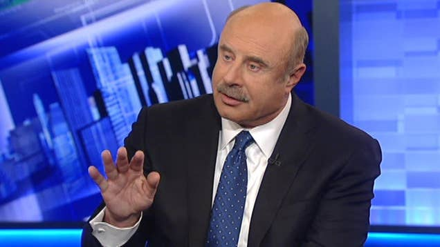 Dr. Phil: GOP candidates a 'bunch of crybabies'