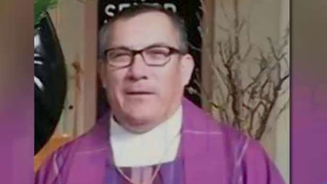California man arrested after posing as Catholic priest