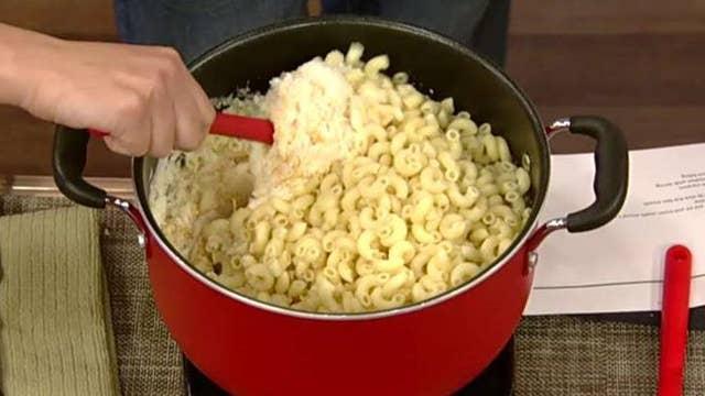 Super Bowl cooking: Maria Molina's homemade mac & cheese