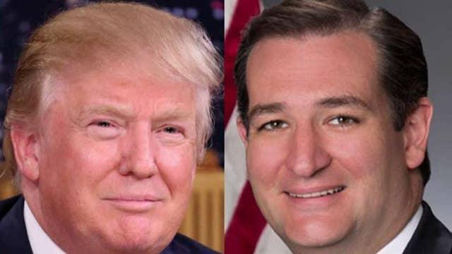 Trump accuses Cruz of lying, cheating to get Iowa win