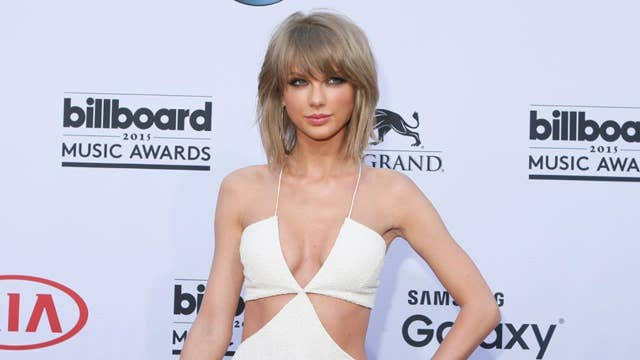 Man arrested in Taylor Swift's home