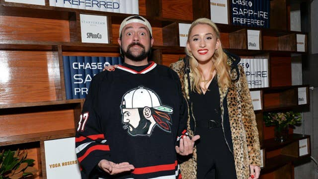 Kevin Smith's daughter evades kidnap attempt