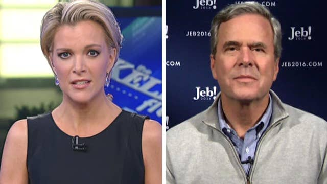 Jeb: For me to win, people must believe in a bright future