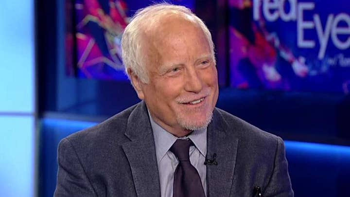 Richard Dreyfuss on playing 'Madoff'