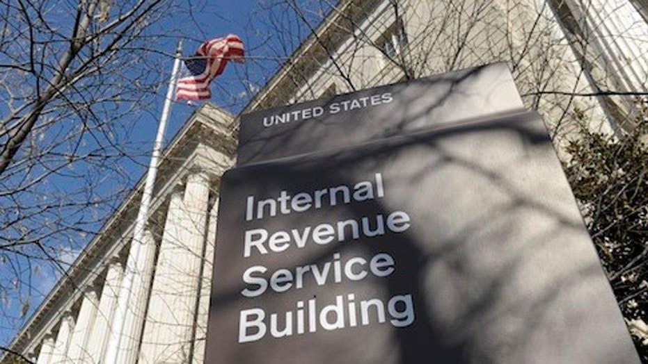 IRS computer problem shuts down tax return e-filing system
