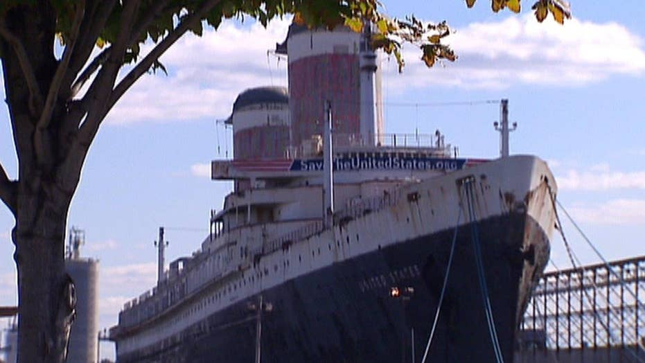 New plans for the aging and decaying SS United States