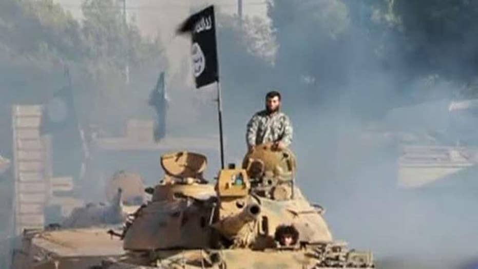 Time to open third front against ISIS?