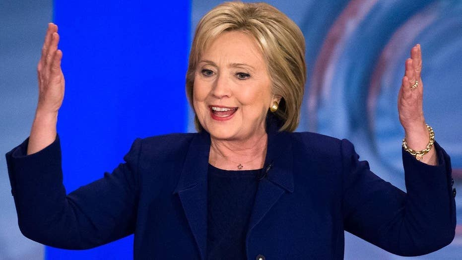 Hillary Clinton still believes in vast right-wing conspiracy