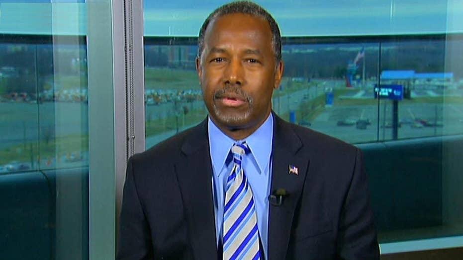 Carson: Cruz-IA controversy 'no minor incident,' deliberate