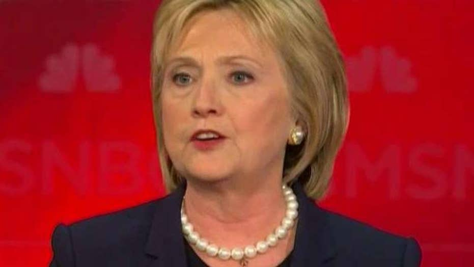 Clinton '100% confident' nothing will come of FBI probe