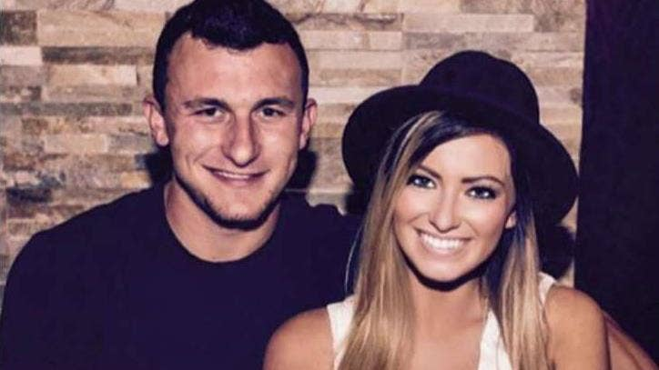 'Johnny Football' accused of beating up his ex-girlfriend, threatening to kill the both of them