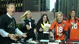Anna Kooiman and Steve Doocy take on Cheryl Casone and Nicole Petallides, which team can take the most heat?