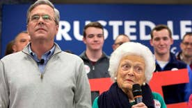 Did Jeb wait too long to summon Bush family in campaign?