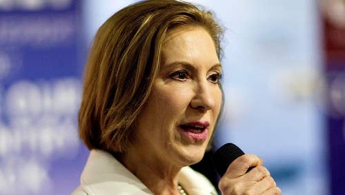 Republicans push for Fiorina to be included in ABC debate