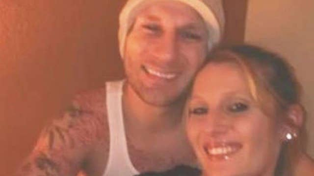 'Bonnie and Clyde' couple shot after Florida car chase