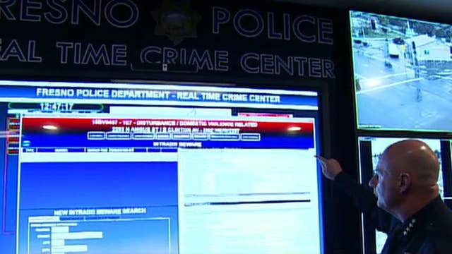 Police using technology to calculate potential threats