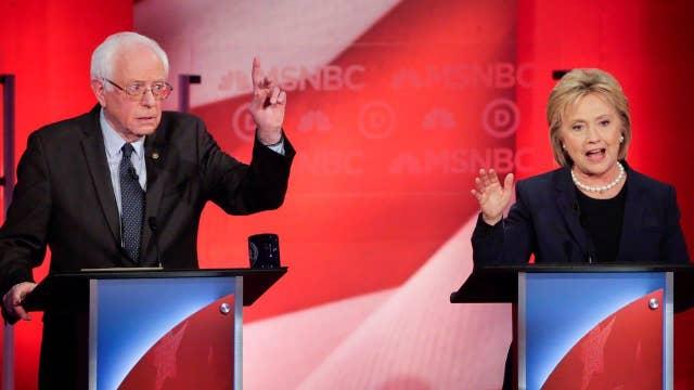 Sparks fly in final Democrat debate before NH primary