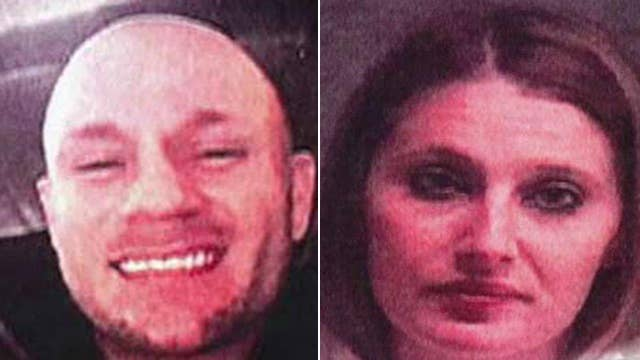 'Bonnie and Clyde' rampage ends in shootout