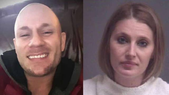 Modern-day 'Bonnie and Clyde' busted in police chase