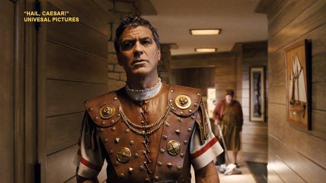 Is Coen bros 'Hail, Caesar!' 'rotten?'