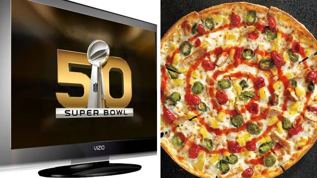 Super Bowl-sized deals for consumers on game day weekend