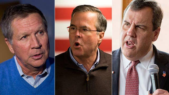 Is New Hampshire last stand for second tier GOP candidates?