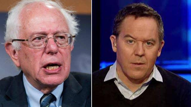 Gutfeld: Who pays for Bernie Sanders' giveaways?
