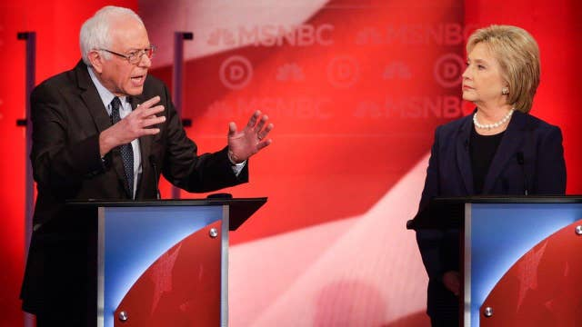 Race for Democratic nomination defies expectations