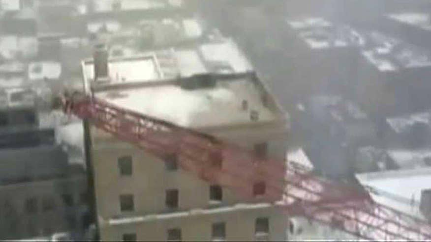 1 dead, 2 seriously hurt by 565-foot-long crawler
