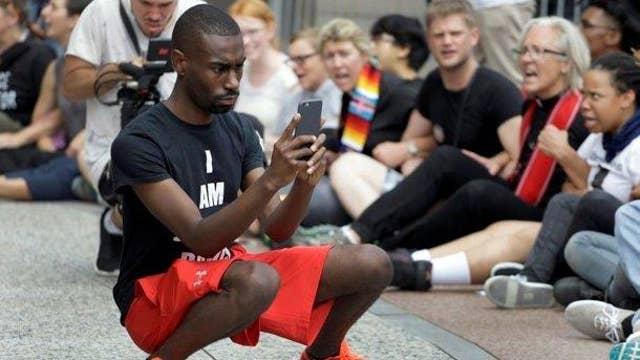 Black Lives Matter activist running for mayor in Baltimore