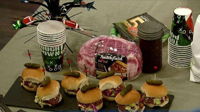 Easy dishes to prepare for Super Bowl parties