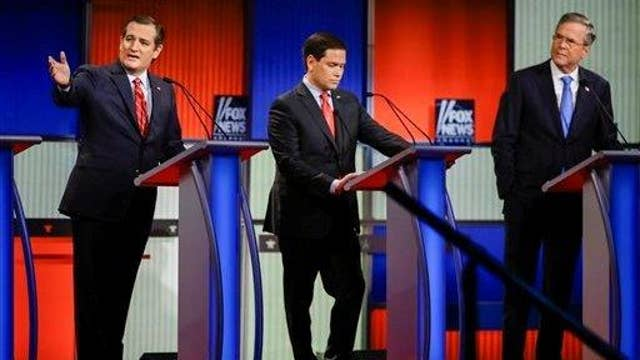 GOP field gearing up for final debate before NH primary