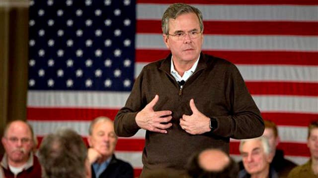 Eric Shawn reports: Jeb Bush's challenge