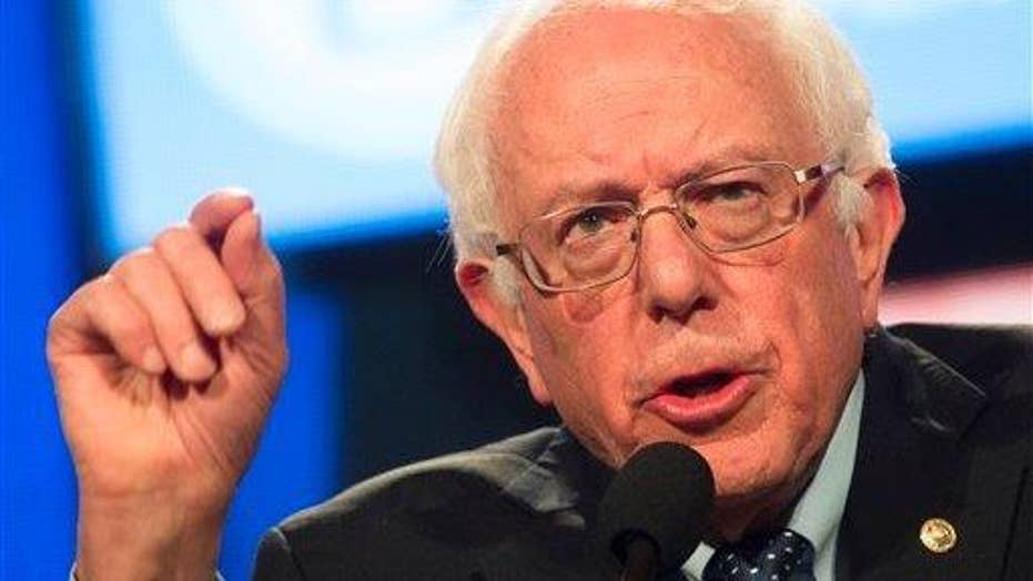Sanders wants free college for everyone: Who will pay?