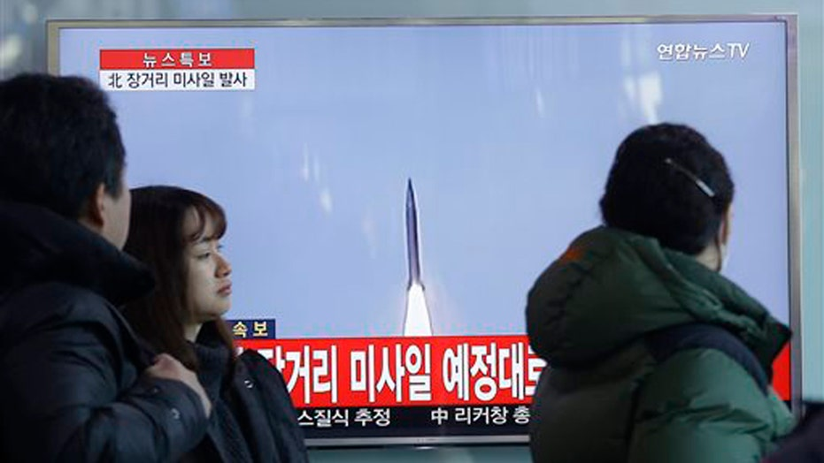 US 'tracking the situation' on North Korea rocket launch