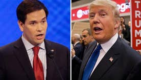 Frontrunners under fire at final GOP debate before NH