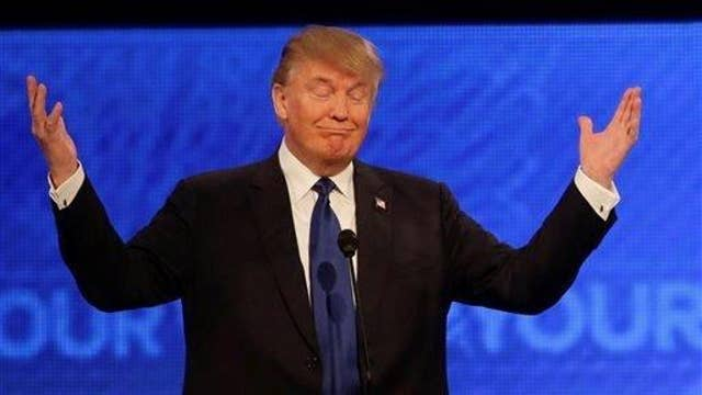 Trump: Debate audience stacked with donors and lobbyists